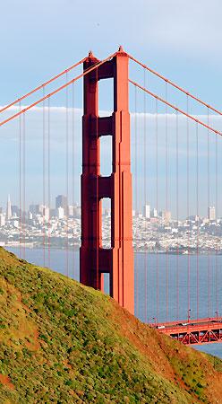 Fly til San Francisco - Book din flybillet her